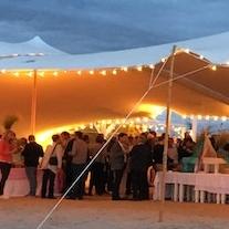La 20e de Cobesud sur la plage du Lido à Sète